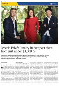 Jervois Prive